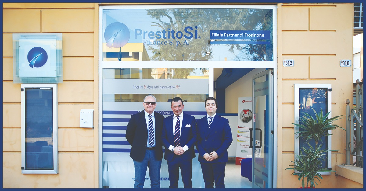filiale partner frosinone PrestitoSì