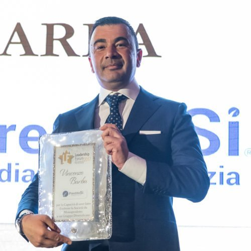 vincenzo barba premio leadership
